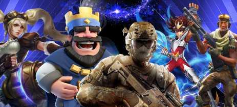 Jogadores de games mobile são os usuários mais engajados, segundo pesquisa