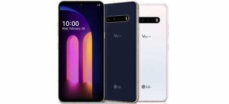 LG V60 ThinQ 5G é mostrado em detalhes em novo vídeo