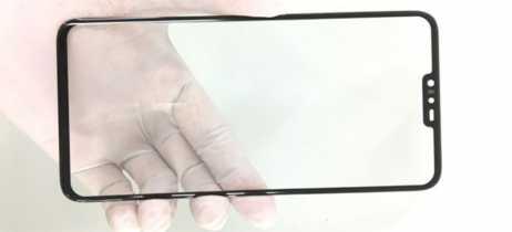 Vazam informações sobre display M + LCD do LG G7
