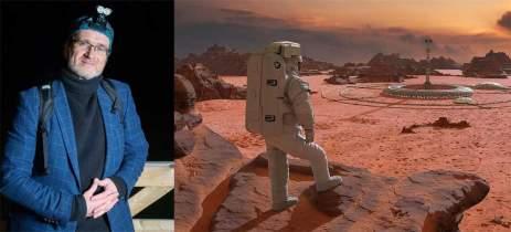 Médico inglês diz ser dono de Marte por tornar atmosfera do planeta habitável