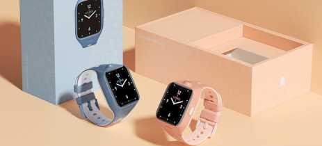 Relógios para crianças Xiaomi Mi Kids Watch 4 e Watch 4 Pro trazem suporte para 4G e duas câmeras