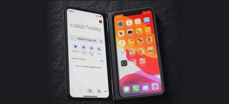 Conheça o castAway, tela dupla para smartphones Android e iOS