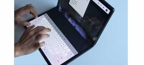 Intel Horseshoe Bend é o primeiro notebook com tela dobrável – 12,5 para 17,3 polegadas