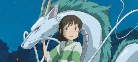 Filmes do Studio Ghibli entrarão para o catálogo da Netflix a partir de fevereiro