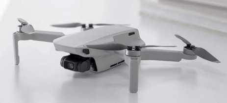 App DJI Fly funciona com os drones DJI Mavic Air e DJI Spark