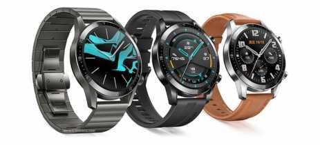 Huawei anuncia chegada do Watch GT 2 e dos fones sem fio FreeBuds 3 ao Brasil