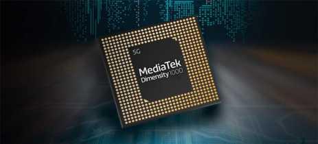 Dimensity 1000, novo chip da MediaTek, atinge mais de 500 mil pontos no AnTuTu