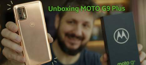 Unboxing Moto G9 Plus: SPECS mais AVANÇADAS e salto de categoria ($$)