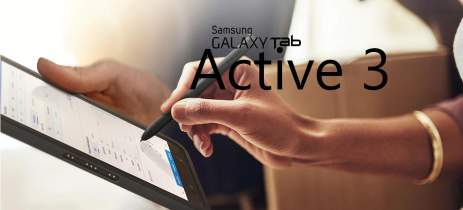 Especificações do novo Samsung Galaxy Tab Active 3 aparecem na internet
