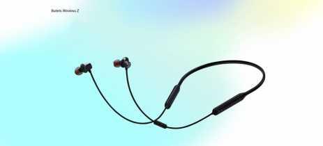 OnePlus anuncia novos fones de ouvido sem fio Bullets Wireless Z