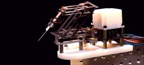 Wyss Institute e Sony criam pequeno robô cirúrgico inspirado em origami