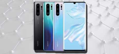 Huawei P40 Pro não terá bateria de grafeno