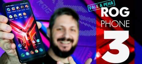 ROG Phone 3: Unboxing e primeiras impressões do novo celular gamer da Asus!