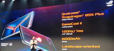 ASUS revela ROG Phone II Ultimate Edition com 12GB RAM e 1TB de armazenamento