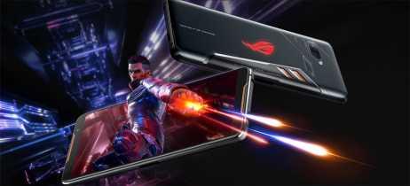 Smartphone gaming ROG Phone é confirmado para mercado americano em site da Asus