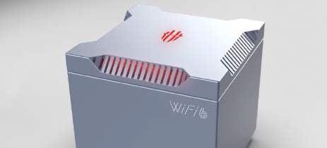 Nubia Red Magic Wi-Fi 6 Gaming Router será anunciado na terça-feira