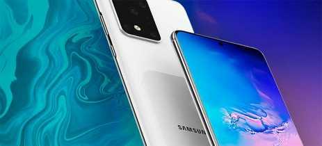 Todos os modelos da linha Galaxy S20 terão 12GB padrão de memória RAM