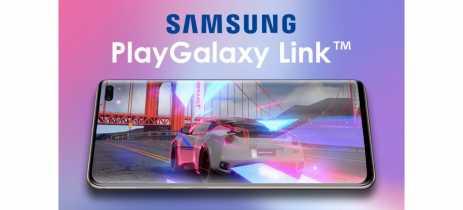 Samsung PlayGalaxy Link agora suporta mais smartphones da família Galaxy