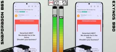 Veja teste de bateria entre Galaxy S20 Plus com Exynos 990 vs Snapdragon 865