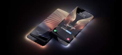 Samsung apresenta patente de celular coberto pela tela e com câmera deslizante