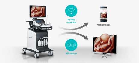 Samsung apresenta equipamentos médicos de ponta para auxiliar obstetras