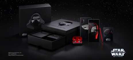 Galaxy Note 10+ Star Wars Special Edition será lançado em dezembro