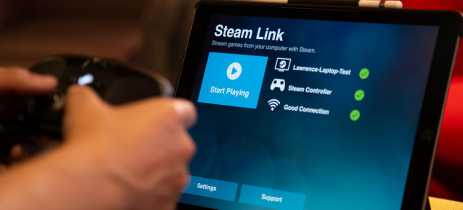 Steam Link recebe suporte a controles com certificação MFi para dispositivos iOS