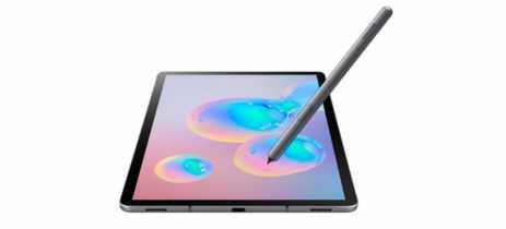 Galaxy Tab S6 chega no Brasil em outubro por R$ 4.299