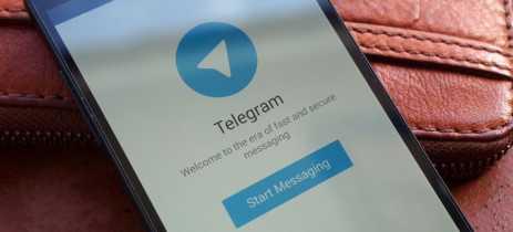 Telegram 5.13 traz editor de temas atualizado e outras novidades