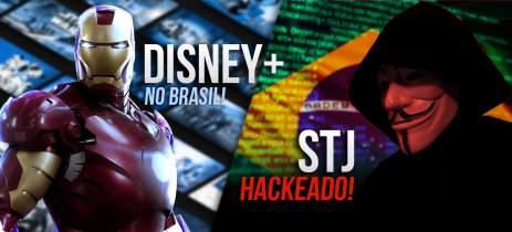 AO VIVO: PlayStation 5 na mesa, Disney+, STJ hackeado e os principais assuntos da semana