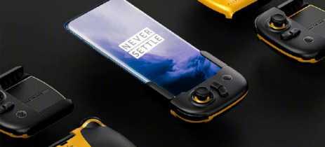 OnePlus 7 e 7 Pro ganham acessórios gamers em promoção por tempo limitado