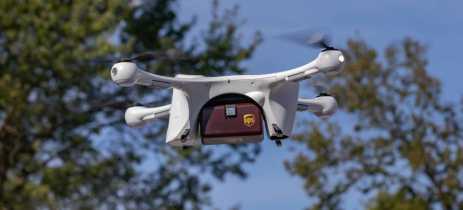 UPS ganha aprovação da FAA para fazer quantas entregas por drone desejar