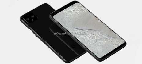Imagens vazadas do Pixel 4 XL mostram possível design do novo aparelho