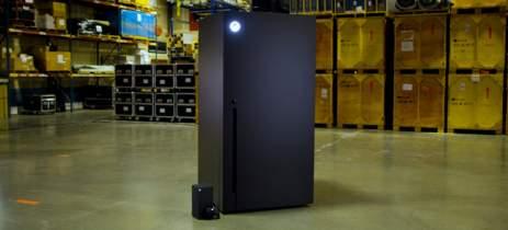 Microsoft entra na zueira e revela sua geladeira com visual inspirado no Xbox Series X