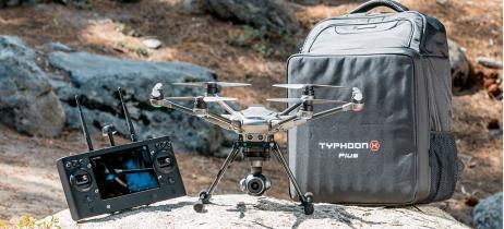 Yuneec lança Typhoon H Plus com intel RealSense
