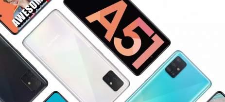 Galaxy A52 5G, novo intermediário com 5G da Samsung, pode ser anunciado ainda este ano