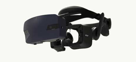 Acer apresenta o OJO 500, seu mais novo headset Windows Mixed Reality