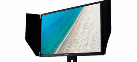 Monitor Acer ProDesigner BM270 para criadores de conteúdo chega ao mercado