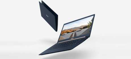 Acer Swift 5 chega como o notebook de 15