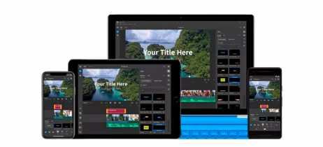 Adobe anuncia Premiere Rush CC, app de edição de vídeo para dispositivos móveis