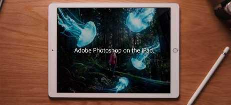 Adobe lança Photoshop para iPad com teste gratuito de 30 dias