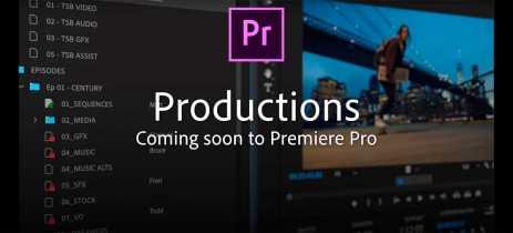 Adobe Premiere Pro introduz sistema colaborativo com arquivos em nuvem