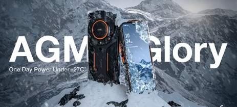 AGM Glory: conheça o smartphone que resiste a temperaturas de até 40 graus negativos