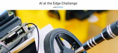 NVIDIA e Hackster lançam competição com foco em inteligência artificial e robótica