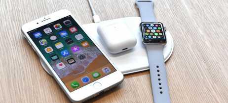 Após atraso de 18 meses, Apple cancela carregador sem fio AirPower