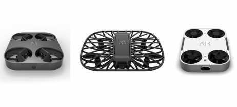 AirSelfie apresentou os novos drones Air 100, Air Zen e Air Duo durante a CES 2019