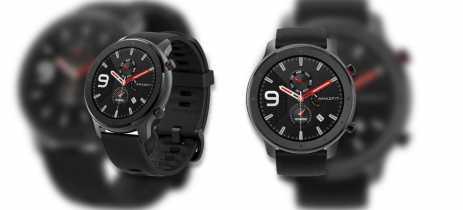 Huami lança nova versão de seu smartwatch, o Amazfit GTR Lite de 47mm