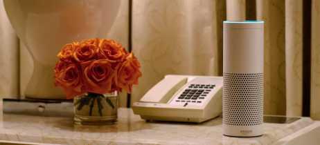Amazon começa a testar versão especial da Alexa para hotéis