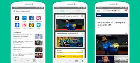 Amazon apresenta o Internet, navegador leve e rápido para Android