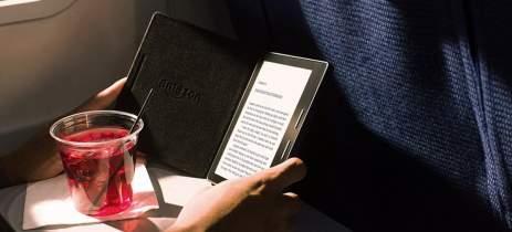 Amazon prepara novo Kindle Paperwhite com display de 6,8 polegadas